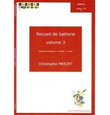Recueil de Batterie Vol. 3