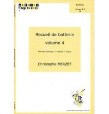 Recueil de Batterie Vol. 4