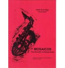 Mosaicos para Saxofón Contemporáneo