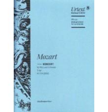 Konzert D-Dur KV 314 (285d)/ Study Score