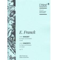 Concerto in D minor Op.13/ Red.Pno.