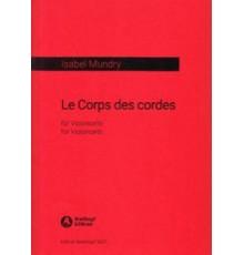Le  Corps des Cordes