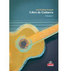 Libro de Guitarra Vol. 1