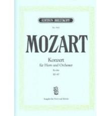 Konzert Es-Dur KV 417/ Red.Pno