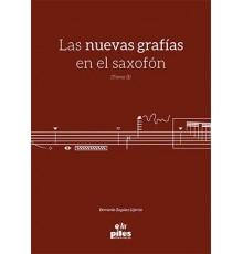 Las Nuevas Grafías en el Saxofón Tomo II