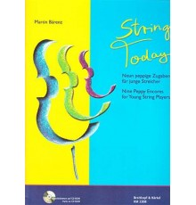 Strings Today   CD
