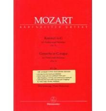 Concerto in G Major Nº 3 KV 216/ Red.Pno