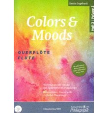 Colors & Moods   CD Heft 3
