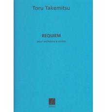 Requiem Orchestra a Cordes/ Full Score