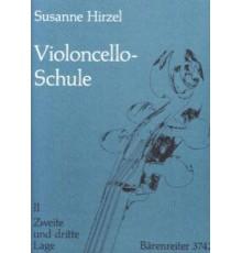 Violoncello - Schule Vol. II