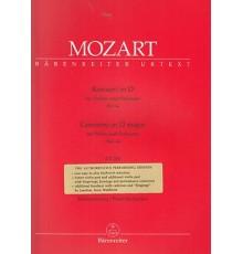 Concerto in D Major Nº 4 KV 218/ Red.Pno