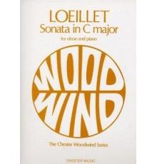 Sonata in C Major for Oboe and Piano