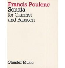 Sonata for Clarinet and Basson