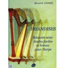 Friandises 76 Etudes Faciles
