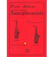 Saxophonists. Saxofón Sop/Ten y Piano