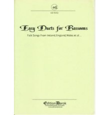 Easy Duets for Bassoons
