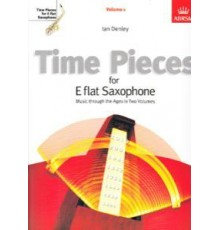 Time Pieces for E flat Saxophone Vol. 1