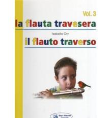 La Flauta Travesera Vol. 3