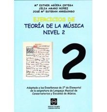 Ejercicios Teoría de la Música Nivel 2