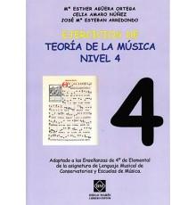 Ejercicios Teoría de la Música Nivel 4