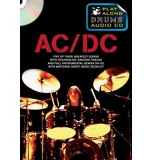 Play Along Drums Audio CD: AC/DC