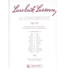 12 Concertini Op. 45 Nº 8/ Red. Pno.