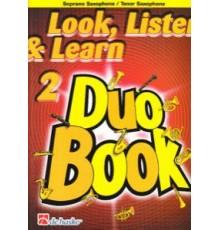 LLL Duobook 2. Soprano/Tenor Sax