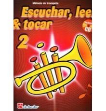 Escuchar, Leer & Tocar. Trompeta 2   CD