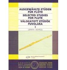 Selected Studies for Flute I
