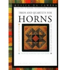 Trios and Quartets for Horns