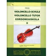 Violoncello Tutor. Vol. II