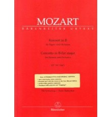 Konzert in B KV 191 186º)/ Red.Pno.