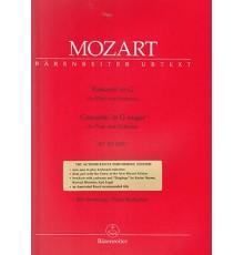 Concerto in G Major KV 313 (285c)/ Red.P