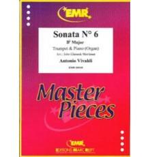 Sonata Nº 6 in Bb Major
