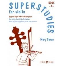 Superstudies Violin Book 1