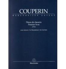 Pieces de Clavecin Premier Livre