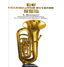 Thirty-six Celebrated Studies for Tuba