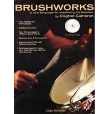 Brushworks   CD   DVD