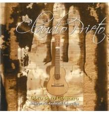 Claudio Prieto Obras para Guitarra