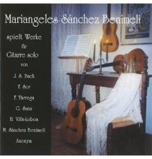 Mariangeles Sánchez Benimeli spielt Werk