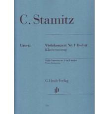 Violakonzert Nº 1 D-Dur/ Red.Pno.