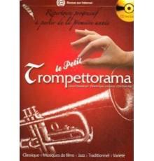 Le Petit Trompettorama   CD