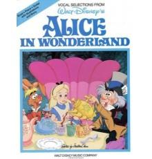 Alice in Wonderland, Vocal Selections fr