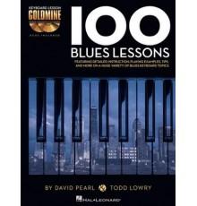 100 Blues Lessons   2 CD
