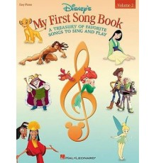 Disney My First Song Book. Piano Vol. 2
