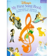 Disney My First Song Book. Piano Vol. 1
