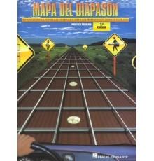 Mapa del Diapasón