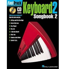 Fast Track Keyboard 2: Songbook 2   CD