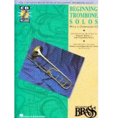 Canadian Brass Book of Beginning Trombon