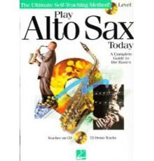 Play Alto Sax Today!. Level 1   CD
